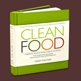 CLEAN FOOD cover
